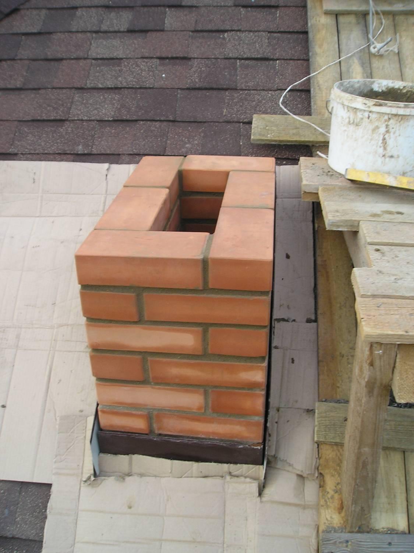 Как сделать дымоход в стене из газобетона